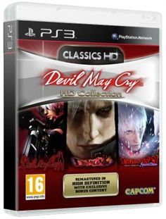 Devil May Cry HD Collection - Playstation 3 Capcom Devil May Cry, Xbox 360, Video Game Reviews, Latest Video Games, Ps3 Games, Playstation Games, Video Game Characters, News Games, Games