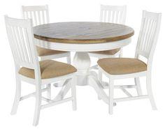 Cotswold Round Pedestal Table 120cm £406 #diningroom #diningtable homedecor