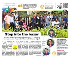 Indian Express, Knowledge Is Power, News Articles, Portal, Online Courses, Students, Dreams, Website, Reading