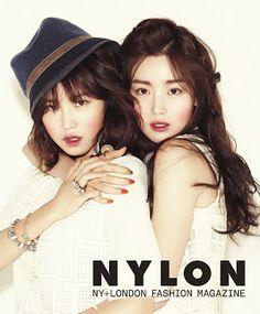 Secret - Nylon Magazine January Issue 2014