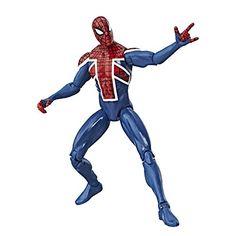Marvel Legends Series 3.75-in Marvel's Spider-UK -- Click image to review more details.(It is Amazon affiliate link) #LoveForMarvel