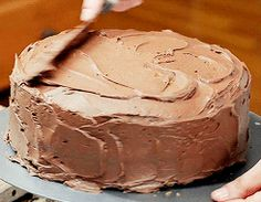 Basic FROSTING | 26 Foods You Should Learn To Cook In Your Twenties