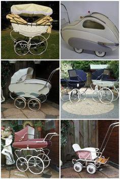 ideas for my vintage baby buggy that I need to recover.
