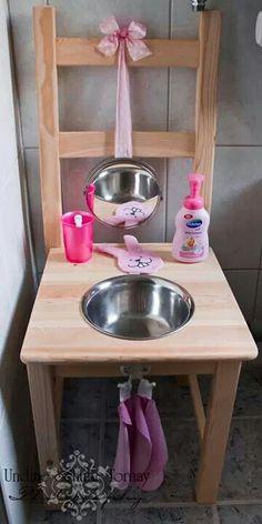 Waschbecken für Kids