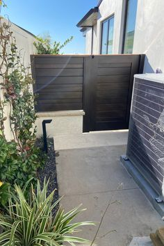 Custom Wood Gates By Garden Passages Huntington Beach, Front Yard Landscaping, Custom Wood, Outdoor Furniture, Outdoor Decor, Gates, Traditional, Landscape, Building