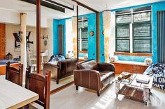 Квартира для семьи с детьми в Москве, 82 м² | AD Magazine http://www.admagazine.ru/inter/56847_kvartira-dlya-semi-s-detmi-v-moskve-82-m.php