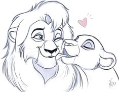 Fan Art of Love will find a way for fans of The Lion King 2:Simba's Pride. Description from pinterest.com. I searched for this on bing.com/images