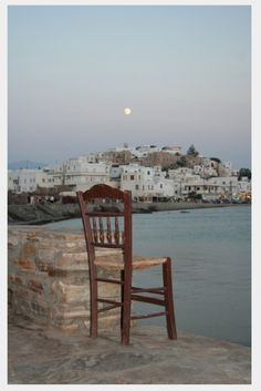 from Naxos in Greece - how I remember it: lazy days & chilled nights