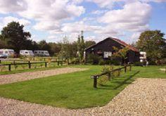 Polstead Camping and Caravanning Club Site, Suffolk, East England | Caravan Sitefinder