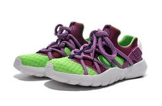 new style 8f23f 1c8ca Buy 2015 Latest Nike Air Huarache NM Run 2 Sneakers Green Purple Womens  Running Shoes from Reliable 2015 Latest Nike Air Huarache NM Run 2 Sneakers  Green ...