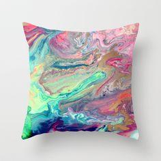 ... Throw Pillow by LANELLA TELLO - $20.00
