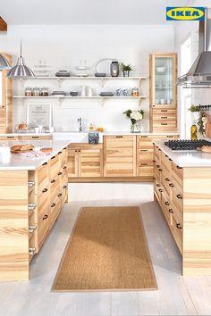 Il est temps de brasser de grandes choses dans la cuisine. Promo Cuisines en cours, jusqu'à 20 % de remise en cartes-cadeaux IKEA. 12 décembre – 16 janvier. MAGASINEZ