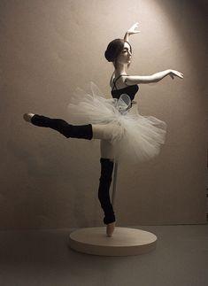 "BJD doll ballerina full set - ""At the ballet class"" art doll Ballet Class, Ballet Dancers, Ballerina Poses, Leg Warmers Outfit, Dancing Dolls, Dance Lessons, Doll Stands, Dance Art, Bjd Dolls"