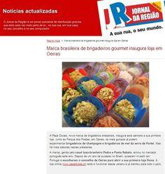 PePa Doces no JORNAL DA REGIAO