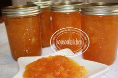 Pumpkin Jam, Confiture de Citrouille مربي القرع