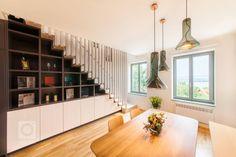 Chytrý apartmán U Venuše - ChuaveTMje netradičně pojatý show-room, k jehož vytvoření nás přivedly zkušenosti z realizací desítek projektů inteligentního…