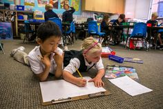 St. Matthew's Episcopal Day School in San Mateo is embarking on a major expansion. (John Green/Bay Area News Group)