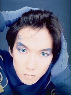 hideaki matsuoka light+coloure_blue
