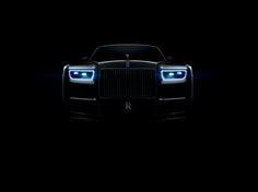 """Rolls-Royce has finally pulled back the sheets on the new eighth-generation of their famed Phantom model. """"The global introduction of a new Rolls-Royce is Rolls Royce Black, Rolls Royce Dawn, Rolls Royce Motor Cars, Rolls Royce Wallpaper, Hd Wallpaper, Apple Wallpaper, Audi R8, New Rolls Royce Phantom, Voiture Rolls Royce"""
