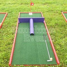 Backyard Play, Backyard Games, Outdoor Games, Outdoor Play, Mini Golf Games, Backyard Putting Green, Putt Putt Golf, Outside Games, Crazy Golf