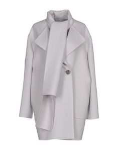 d46413441 Les Copains Women Coat on YOOX. The best online selection of Coats Les  Copains. YOOX exclusive items of Italian and international designers -  Secure ...