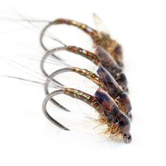 Aero-PMD's in an unweighted version. #flyfishing #flytying #mayflies #pmd