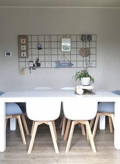 Binnenkijken bij thuis_bij_mij - Eettafel
