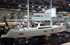 Amel 55 - boot 16
