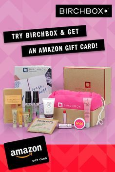 Birchbox is the easiest (and most fun!) way to shop for beauty. Sign up for a monthly delivery of five beauty samples tailored to your skin, hair, and style for just $10/month and earn 2,000 points, called SB, from Swagbucks instantly! That's enough to redeem for a $20 Amazon Gift Card. Free money has never been this glamorous! Hurry Offer is valid today (9/15) only. See site for offer details.