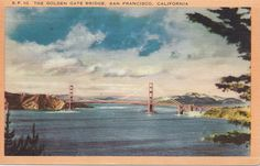 Here Now, 32 Vintage Postcards from San Francisco - You've Got Mail - Curbed SF