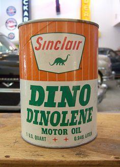 Sinclair Dino Dinolene - via Colby Thueson