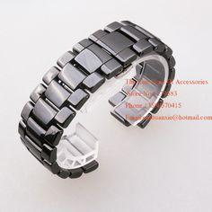 $29.80 (Buy here: https://alitems.com/g/1e8d114494ebda23ff8b16525dc3e8/?i=5&ulp=https%3A%2F%2Fwww.aliexpress.com%2Fitem%2FReplace-Watchband-Ceramic-Black-Watchbands-22mm-19mm-Strap-Convex-interface-Solid-Butterfly-Buckle-fits-AR1421-men%2F32470255032.html ) Replace Watchband Ceramic Black Watchbands 22mm 19mm Strap Convex interface Solid Butterfly Buckle fits brand  men women watches for just $29.80