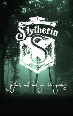 Slytherin will help you on the way to greatness.