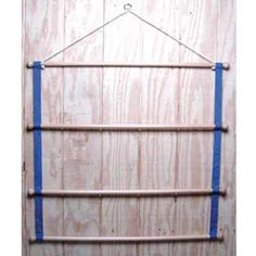 Wooden Blanket Rack $30.00- benefit, dry multiple saddle pads in the summer and simple installation. Smartpak... I think this easily could be constructed with some cheap Lowe's purchases...