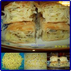 Cacina kuhinja: Posna pita krompirusa