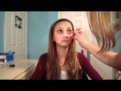 Mother Earth- Halloween Tutorial with Hair, Makeup & Costume