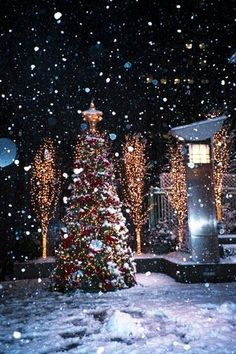 Algún día viviré una dulce y auténtica navidad así...