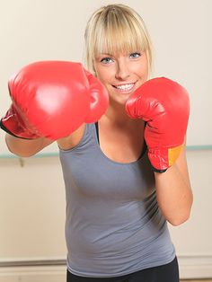 Boxing is a powerful alternative to cross-training workouts. You'll focus on improving speed, mental and physical strength, coordination, and endurance #fitness #exercise