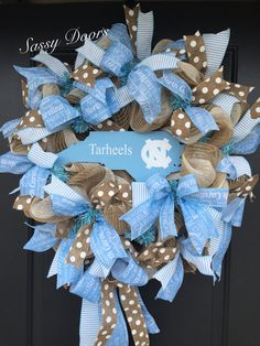 A personal favorite from my Etsy shop https://www.etsy.com/listing/507416959/unc-unc-tarheels-carolina-tarheels-unc