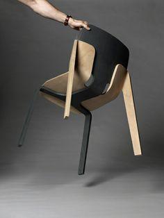 Donald chair Designer: Philipp Hermes, Dustin Jessen