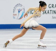 Satoko Miyahara / figure skater.