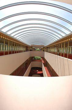 Marin County Civic Center Interior