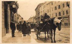 Verona - Corso Cavour anni 20