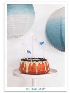 """Der perfekte """"Celebrate-your-Day""""-Kuchen in 101 Varianten"""