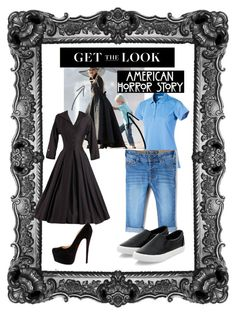 """""""Get the Look 4 (AHS-H)"""" by herojohnson on Polyvore featuring Columbia and MANGO"""