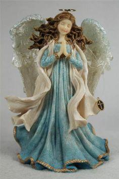 Boyds Bears 'Celeste' Guardian Charming Angel of Faith Figurine 4028489 NIB   eBay
