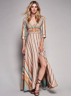 Peyote Gown- #FreePeople