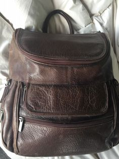 a495d8ea7a Wilsons Leather Backpack Computer Laptop 15