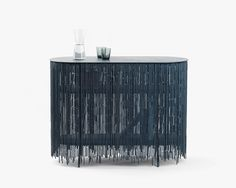Keefer Credenza by KNAUF AND BROWN, winner of the Stockholm Furniture Fair 2017 / huskdesignblog.com / #design #furniture #stockholmfurniturefair
