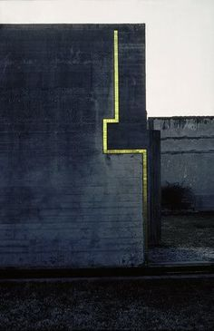 Tomb in Brion Cemetery, Italy, by Carlo Scarpa.
